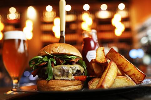 Gourmet Food Image